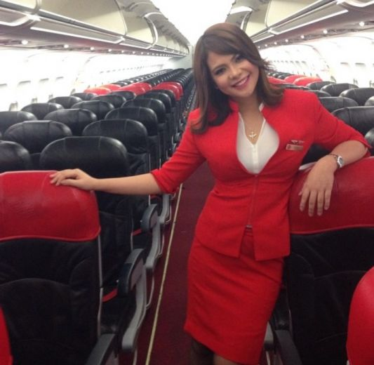 Sonia air Hostess